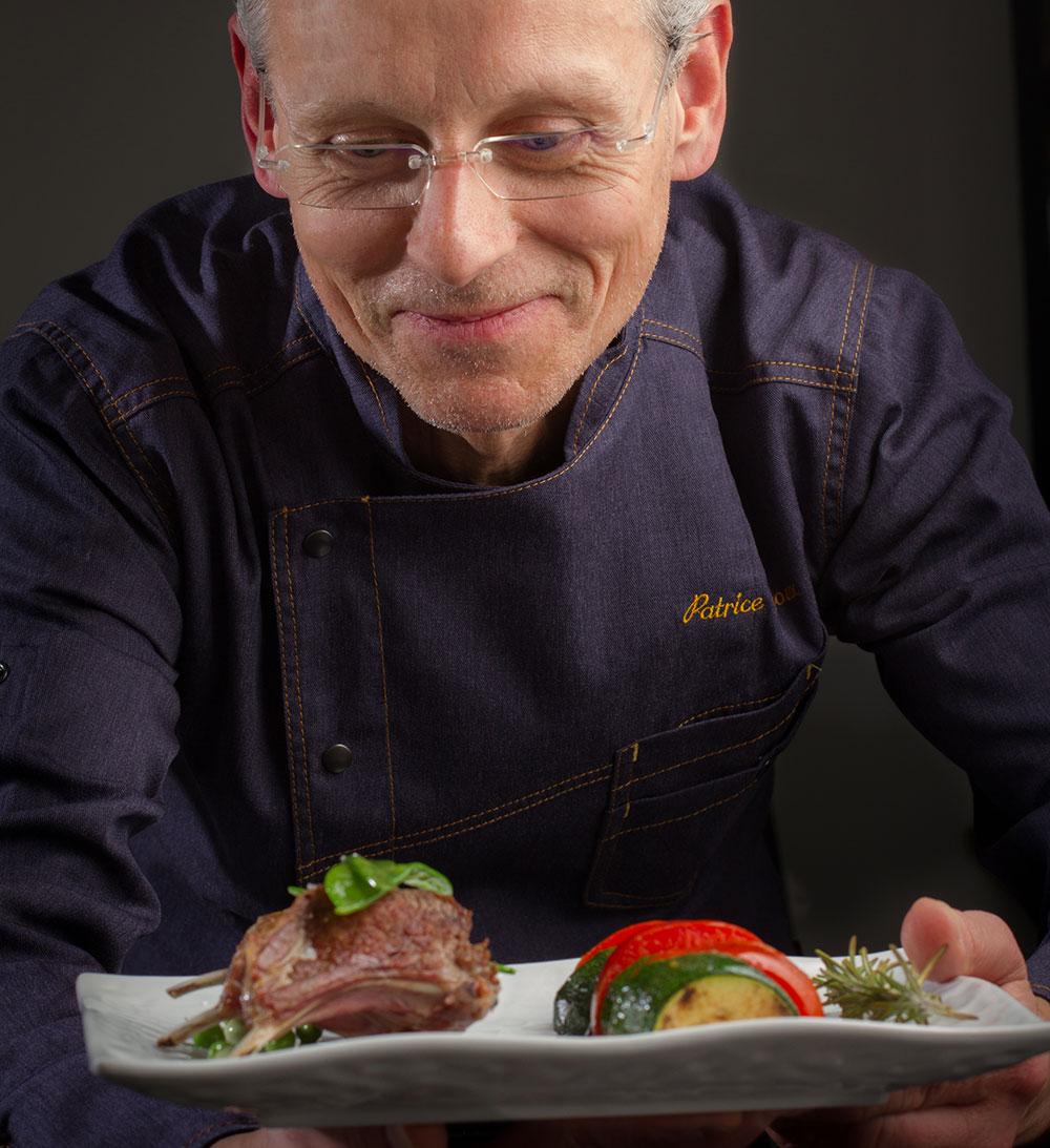 Patrice Patoux - Consultant Culinaire - Contactez-moi